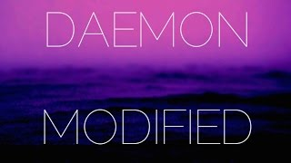 Daemon - Modified (Lyric Video)