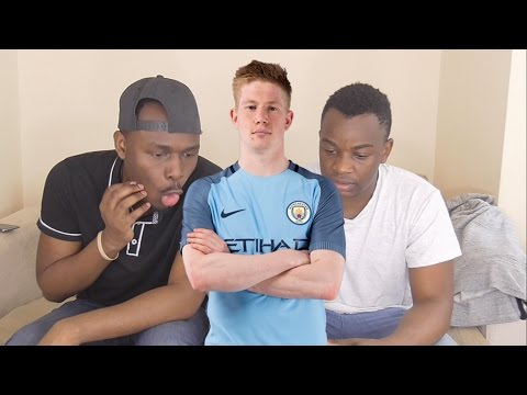 Kevin De Bruyne - Goals & Assists - 2016/17 HD: Reaction By MNT