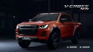 Isuzu D Max 2020 Off Road Capability Resimi