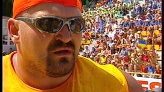 World Strongest Nation 2008 Квалификация группа А_ч3