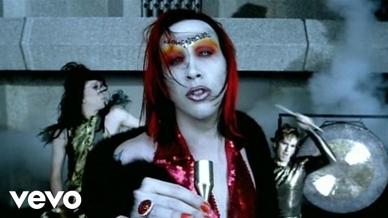 image Marilyn manson sweet dreams lyrics