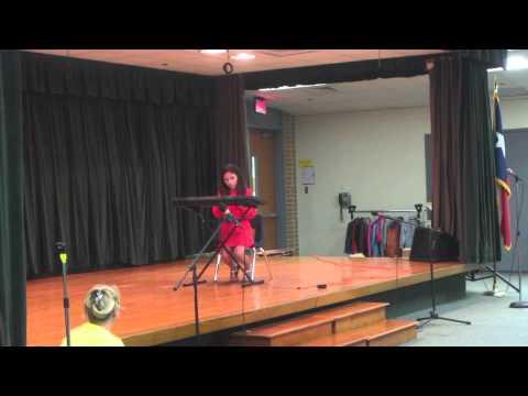 Winship Elementary School Idol Talent Show 06-04-14