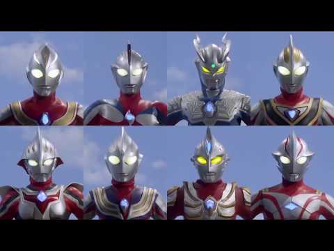 Ultraman Ginga S Movie Trailer: 10 Ultra Warrior !!