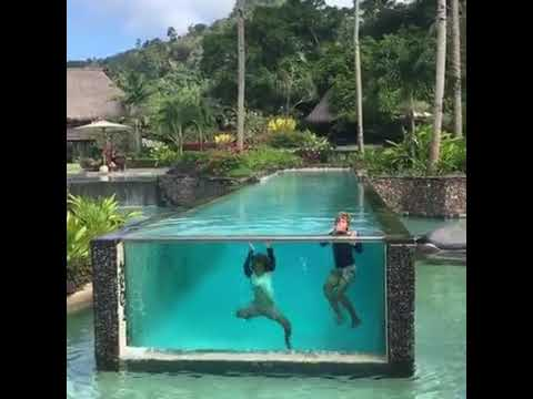 This Pool In Fiji Is Goals
