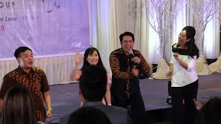 Video Donnie Sibarani (natalan bersama di grand aston) download MP3, 3GP, MP4, WEBM, AVI, FLV April 2018