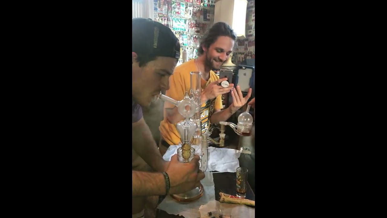 World Record Dab (35 GRAMS!!)