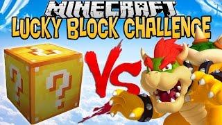 NOUVEAU LUCKY BLOCK VS BOWSER !   LUCKY BLOCK CHALLENGE  [FR]