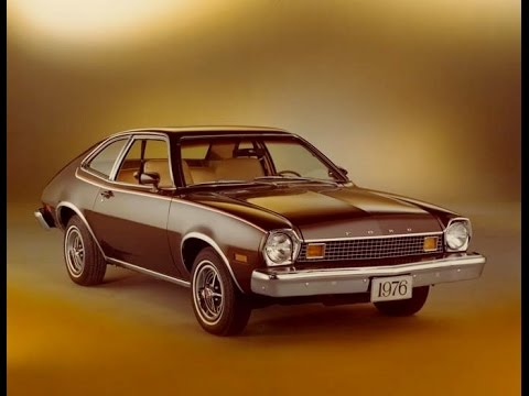 Vintage Ford Pinto Cars Youtube