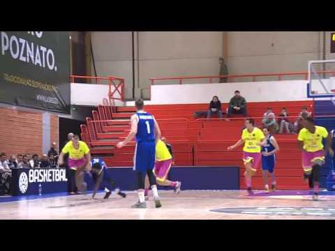 Highlights of Mega Leks in win over KK Mornar (21.12.2016)
