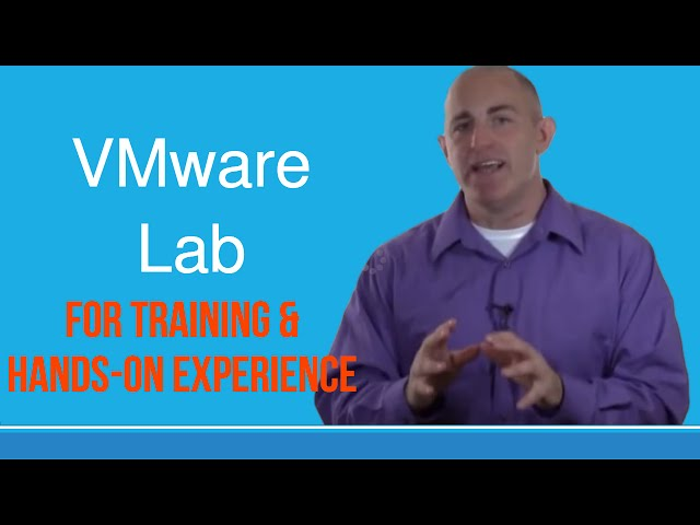 VMWare Practice Lab