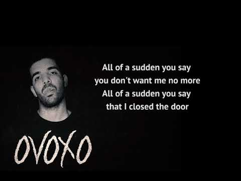Drake Ft Michael Jackson-Dont Matter To Me (Lyrics)
