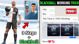 Sure Blackball Trick in Worldwide Clubstars Boxdraw Pes 2020 Mobile