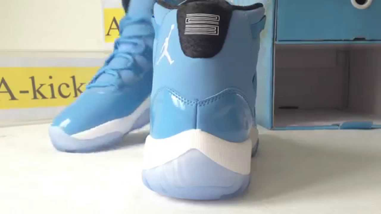 98496a64789d6b Authentic Air Jordan 11 Pantone UNBOXING  A-kicks.ru  - YouTube