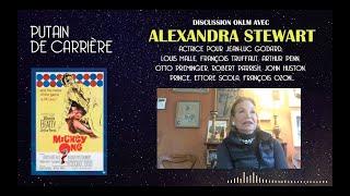 Putain de carrière #7 - Rencontre avec Alexandra Stewart