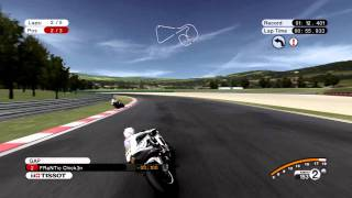 STILL the best MotoGP game EVER made! (MotoGP 08)