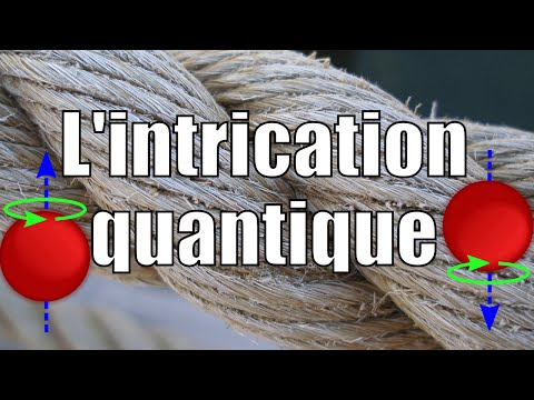 L'intrication quantique