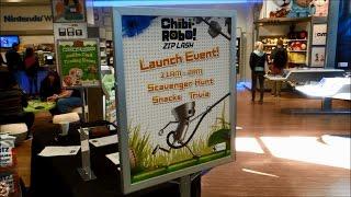 Chibi-Robo! Zip Lash Launch Event at Nintendo World