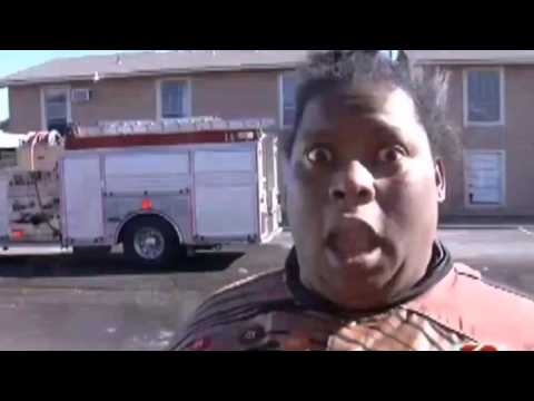Oklahoma Woman Gives An Interview After Fire REVIEW!!