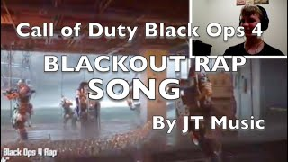 Call of Duty Black Ops 4 Rap by JT Music Reaction
