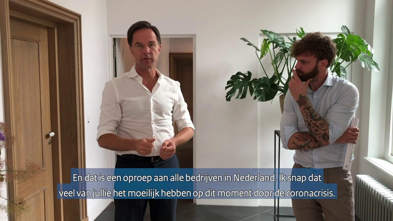 MP Rutte over gesprek met Coalitie-Y op het Catshuis