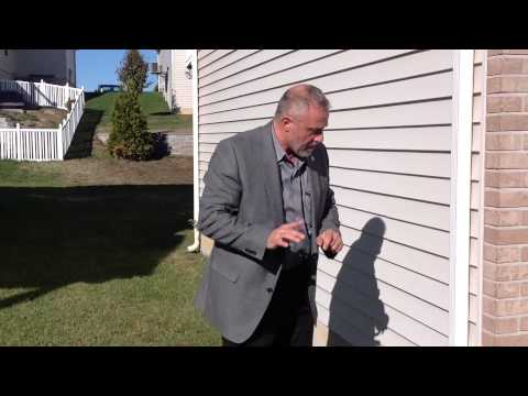 Termite Pest Inspection Video 1