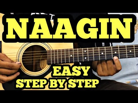 NAAGIN Guitar Tabs Lesson For Beginners | The Lady Cobra | FuZaiL Xiddiqui