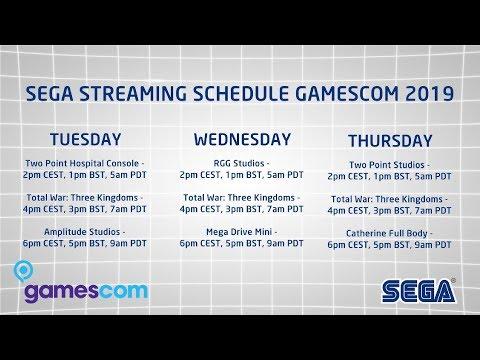 SEGA LIVE @ #Gamescom2019 - Two Point Hospital
