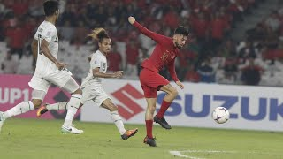 Indonesia vs Timor-Leste (AFF Suzuki Cup 2018: Group Stage Extended Highlights)