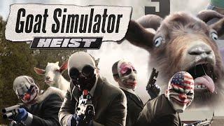 goat Simulator: PAYDAY - Обзор Нового DLC