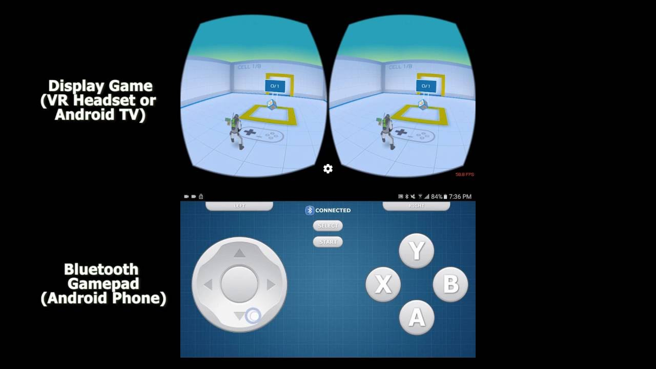 Bluetooth Gamepad VR & TV 1 1 1 APK Download - Android Entertainment