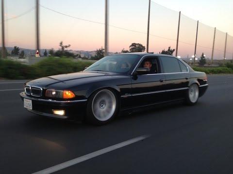 Muzica pentru BMW E38 Black Gangster Showtime