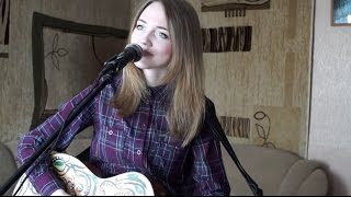 vuclip Muse - Unintended (acoustic cover by Daria Trusova)