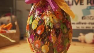 Aprèn a embolicar Ous de Pasqua de manera original