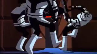 Batman Beyond Bruce allows Terry to use the batsuit thumbnail
