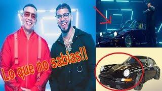Lo que no sabía sobre el Video Adictiva de Daddy Yankee y Anuel AA
