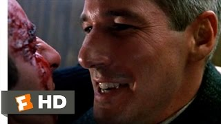 Internal Affairs (6/8) Movie CLIP - Elevator Beating (1990) HD