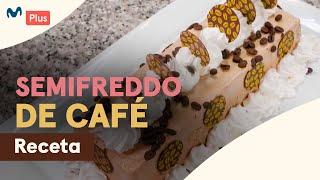 Semifreddo o helado de café | Dulces Secretos