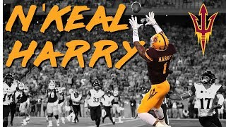 N'Keal Harry is a Beast! || #1 WR in the PAC 12