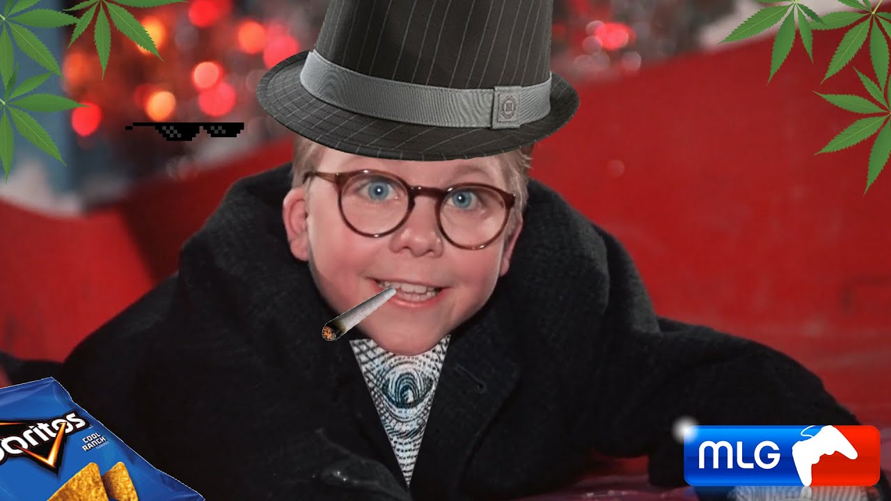 A Quickscope Story (A Christmas Story Montage Parody) - YouTube