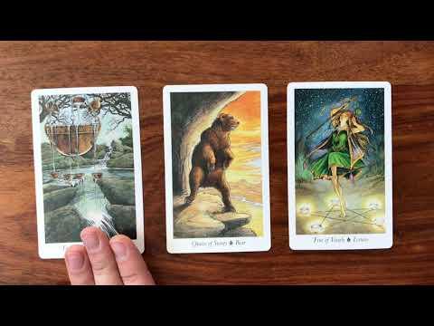 Daily Tarot Reading for 22 September 2017 | Gregory Scott Tarot