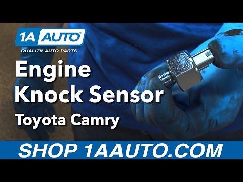How to Replace Engine Knock Sensor 92-01 Toyota Camry