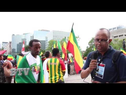 Toronto Says no to TPLF Rule in Ethiopia * Berhan TV*