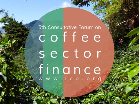 5th Consultative Forum on #CoffeeSectorFinance - Part 11