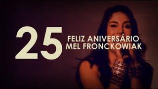 Projeto: Aniversário da Mel Fronckowiak
