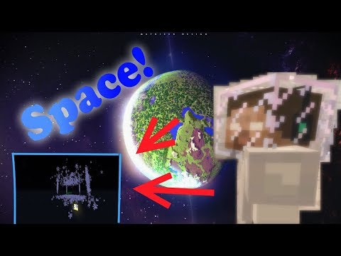 Minecraft 1.12 One Command Creation Space