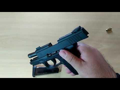 Download Espaço das Armas - Pistola Taurus PT 640 Pró  calibre .40