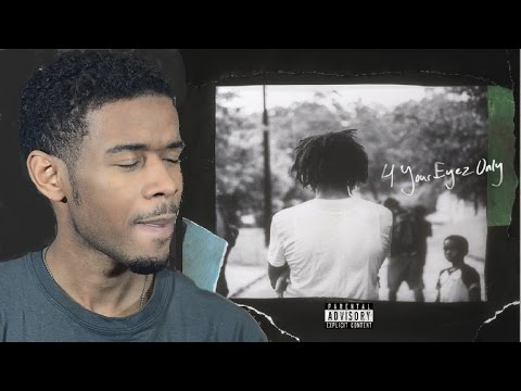 J Cole - 4 YOUR EYEZ ONLY First REACTION/REVIEW