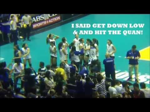 HIT THE QUAN - Ateneo Lady Eagles