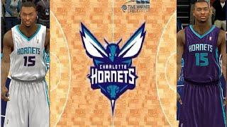 Nba 2k14 Charlotte Hornets HD Jerseys PC/PS3/Xbox