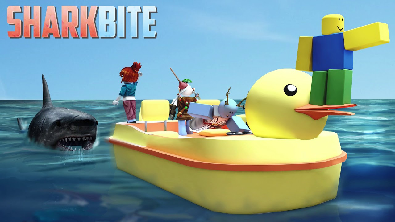 shark bait roblox game